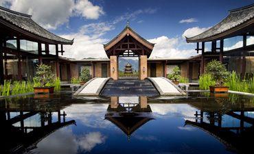 云南丽江自建房屋设计,古典华美不乏清新雅意