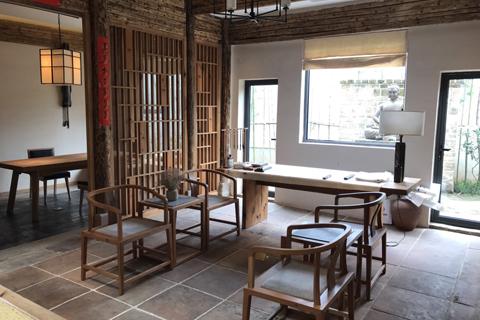贵州民宿客栈装修设计案例,体验清幽自然洗涤烦脑