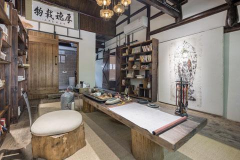 北京民宿装修设计案例 感受新中式风格的朴素自然